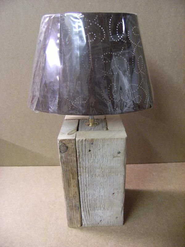 steigerhouten lampen